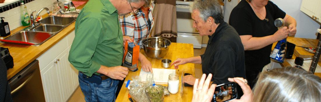 Vegan Cooking Class in Sechelt