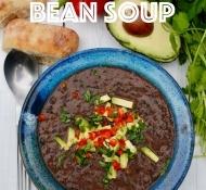 Classic Black Bean Soup