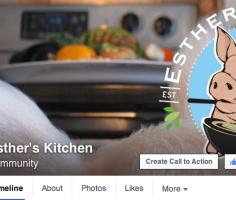 Empowerment through Esther's Kitchen