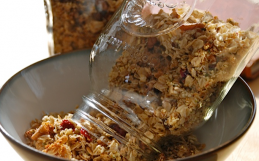 Gorgeous Granola