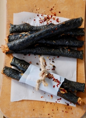 Nori Pepperoni Sticks