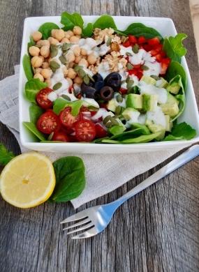 Protein Super Salad