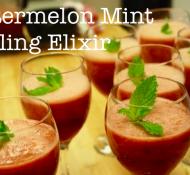 Watermelon Mint Cooling Elixir