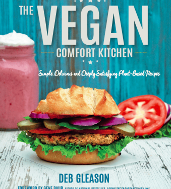 The Vegan Comfort Kitchen Cookbook