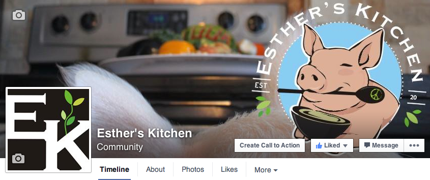 Empowerment through Esther's Kitchen