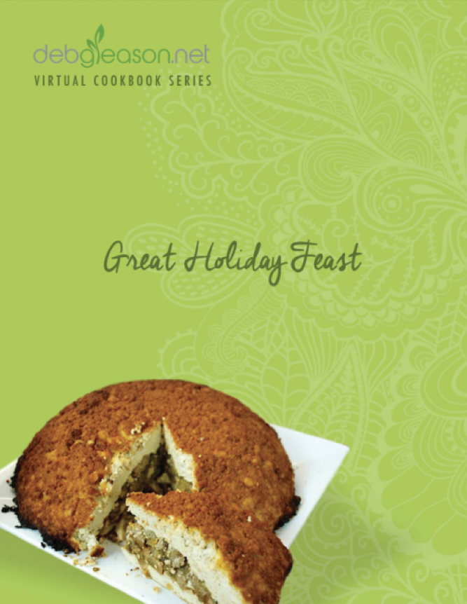 Great Holiday Feast Virtual Cookbook