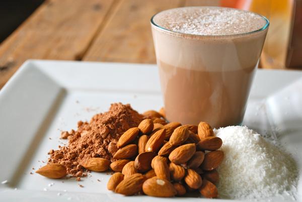 Chocolate-Coconut-Almond-Milk